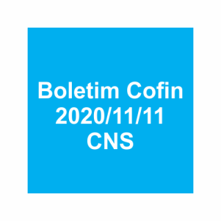 Boletim Cofin 2020/11/11