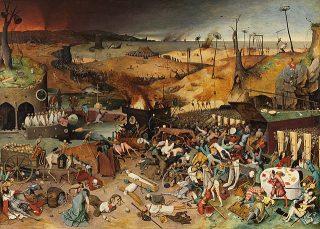 """""""As Pandemias na História e o Desafio da Covid-19"""" - texto introdutório de uma série sobre Saúde Pública do núcleo Chapecó do Cebes"""