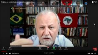 Crise da Covid-19 escancara crise do capitalismo no Brasil, conclui João Pedro Stédile, em live da Frente Pela Vida
